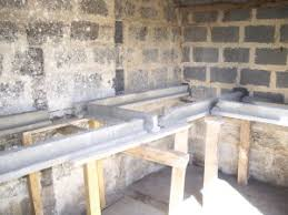 cuisine construction construction d une cuisine d été le de w notre maison 77