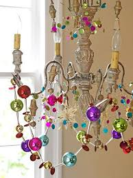 Chandelier 19 Christmas Ornament Decorations Not On Your Tree