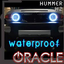 2007 2012 Toyota FJ Cruiser ORACLE LED Headlight Halo Kit