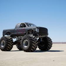 The World's First All-electric Monster Truck And 200mph Plug-in ...