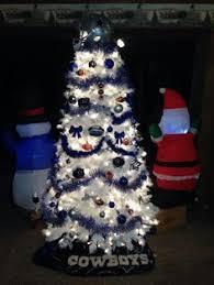 Dallas Cowboy Christmas Tree