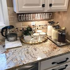 My Coffee Bar In Kitchen Is Def The Highlight Of Morning Check Out Personal Page For Sources More Place It Would Be Tea