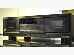 Nakamichi Tape Deck Bx 2 by Sony Tc Wr775 High End Double Stereo Tape Deck Excellent