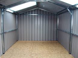10x10 Shed Plans Pdf by Free 10x10 Gambrel Storage Shed Plans Plans To Build A Metal Shed