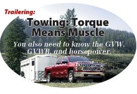 Trailer Towing Vehicles: Torque - Expert Advice On Horse Care And ... Towing With A Half Ton Truck Ford F150 Youtube The Truth About Towing How Heavy Is Too Hooked Up To 8200 Pound Camper Trailering For Newbies Which Pickup Truck Can Tow My Trailer Or Coast Resorts Open Roads Forum Campers Weight Doubters Dump Truck Wikipedia 2015 Ford 12200 Lbs Carry An Absurd 3300 In Bed Nissan Titan Halfton 2017 Review Cubic Yard Rock Salt Pacocha Landscape And Snow Big Of A Do You Need Hitch 2016 Xd Notquite Hd Pickup Makes Cannonball