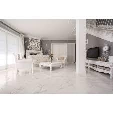 bodenfliese marmore carrara feinsteinzeug weiß 60 cm x 60 cm