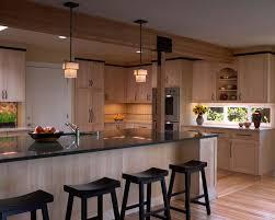 furniture shaker cabinets and white tile backsplash in