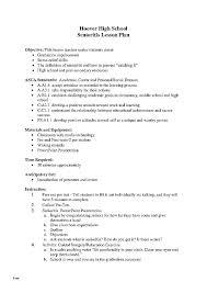 Resume Template High School Student Sample For Applying