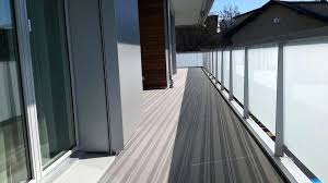 Balcony Flooring Waterproof China Named Deck For