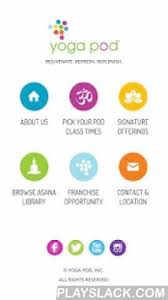 Yoga Pod Community Android App