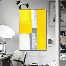 Agreeable Yellow And Gray Bedroom Wall Decor Likable Living