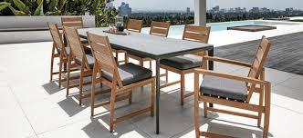 Gloster Outdoor Furniture Australia by Carver Tables Gloster U2013 Flower Garden