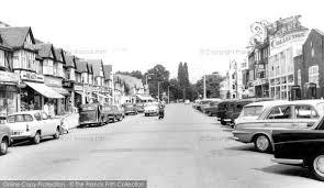Photo Of Potters Bar Darkes Lane 1967