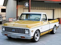 100 70s Chevy Trucks 1971 C10