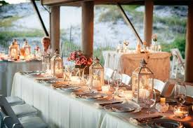 Rustic Wedding Decorations Destin Beach Shabby Chic Decor