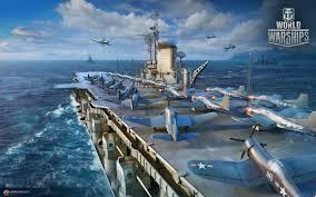 fonds d ecran 2560x1600 porte avions avion de chasse world of