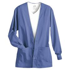 Ceil Blue Print Scrub Jackets by S C R U B S Le Ceil Blue Scrubs Ciel Scrubs Smartscrubs