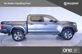 Pre-Owned 2017 Toyota Tacoma TRD Sport Crew Cab Pickup In Highlands ... New 2018 Toyota Tacoma Trd Sport Double Cab 5 Bed V6 4x2 Automatic 2019 Upgrade 4 Door Pickup In Kelowna Preowned 2017 Crew Highlands Sr5 Vs 2015 4x4 Reader Review Product 36 Front Windshield Banner Decal Truck Off Chilliwack 2016 Used 4wd Lb At Feature Focus How To Use Clutch Start Cancel The I Tuned Suspension Nav