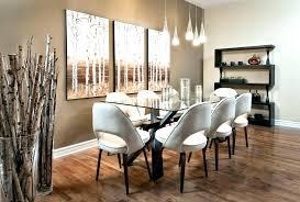 Dining Room Art Ideas Artwork Tree Wall Canvas