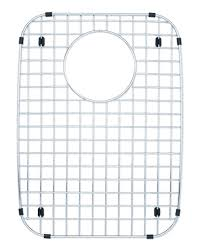 blanco bl515300 17 1 8 by 13 5 8 inch stainless steel sink grid