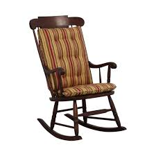75% OFF - Hitchcock Hitchcock Wooden Rocking Chair / Chairs Hampton Bay Natural Wood Rocking Chair Noble House Travis Stained Outdoor With Cream Cushion Habe Glider Stool Oak Beige Washable Covers Brake Selma Teak Finish Vintage Wooden From Finlad 1960s Giantex Chairs For Porch Patio Living Room Rocker Adults Walnut Rockers Mission Style Leather Match Seat And Back By Coaster At Dunk Bright Fniture History Designs Homesfeed Co Verona The Warehouse Antique Wooden Rocking Chair Isolated On White Background Solid Pine