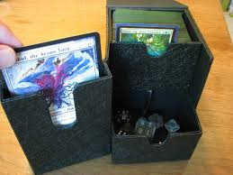 Magic The Gathering Edh Deck Box by Mtg Realm 2013 07