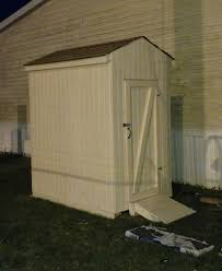 4x6 Wood Storage Shed by 4x6 Shed Build Youtube