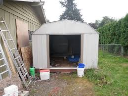 Harbor Freight Storage Shed by How To Move A Shed Www Ifish Net