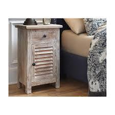Ashley Bostwick Shoals Dresser by Ashley Furniture Charlowe White Wash Door Night Stand Aptdeco