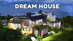 100 Best Dream Houses MY DREAMHOUSE The Sims 4 House Building W Sisligracy YouTube