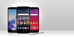 LG Stylo Phones Smartphones with a Stylus Pen