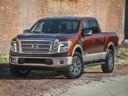 Used 2018 Nissan Titan Platinum Reserve 4X4 Truck For Sale Wilkes ...