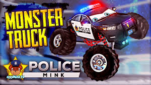 AppMink Police Car Monster Truck Make Over - How To Create A Big ... 100 Bigfoot Presents Meteor And The Mighty Monster Trucks Toys Truck Cars For Children Cartoon Vehicles Car With Friends Ambulance And Fire Walking Mashines Challenge 3d Teaching Collection Vol 1 Learn Colors Colours Adventures Tow Excavator The Episode 16 Tv Show Monster School Bus Youtube