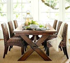 Pottery Barn Dining Table Decor With Beautiful Ideas Room Chairs