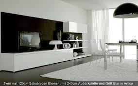 lowboard in weiß hochglanz trendige designermöbel