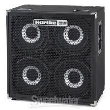 2x10 Bass Cabinet 8 Ohm by Hartke Bass Cabinet Ebay
