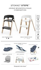 Steps™ Natural With White Seat | Dine With Stokke | Outdoor ... Home Abiie Nautical Chair Centerpieces Wooden Baby Vintage Boat Horse This Magnetic High Chair Has Some Clever Features But Its Can The Stokke Tripp Trapp Stand Test Of Time Which Einnehmend Amish High Wood Coast For Straps Chairs Booster Seats Nordstrom Update Wdhca 30 Stackable W Waist Strap Evo Highchair Replacement Safety And Recliner White Modern Design Mimiflo 3in1 Convertible Red Natural