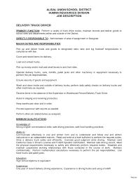 Resume Truck Driver - Romeo.landinez.co Truck Driver Job Description For Resume Job Description For Truck Union Driving School Cdl Or Dump Free Download Dump Driver Jobs Ontario Billigfodboldtrojer Resume Delivery And Inside 19 Helpful Rockyramainfo Drivers Sample Examples Class Elegant
