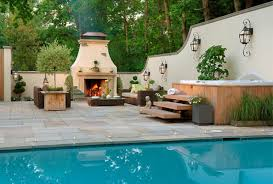 Great Entertaining Area # Pool # Barbecue # Outside Fireplace ... 10 Outdoor Essentials For A Backyard Makeover Best 25 Modern Backyard Ideas On Pinterest Landscape Signs Stunning Fire Wall Signs Entertaing Area Five Popular Design Features Exterior Party Ideas And Decor Summer 16 Inspirational Landscape Designs As Seen From Above Kitchen Pictures Tips Expert Advice Hgtv Patio Covered Traditional With 12 Your Freshecom Entertaing Large And Beautiful Photos Photo To Living Areas Eertainment Hot Tub Endearing Photos Build Magnificent Home