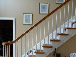 Replacing Wooden Stair Balusters (Spindles) With Wrought Iron ... Diy How To Stain And Paint An Oak Banister Spindles Newel Remodelaholic Curved Staircase Remodel With New Handrail Stair Renovation Using Existing Post Replacing Wooden Balusters Wrought Iron Stairs How Replace Stair Spindles Easily Amusinghowto Model Replace Onwesome Images Best 25 For Stairs Ideas On Pinterest Iron Balusters Double Basket Baluster To On Tda Decorating And For