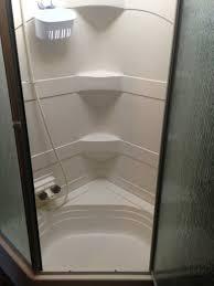 Repair Of A RV Shower Stall