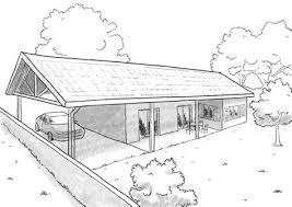 les 3 chambres awesome plan de maison 3 chambres plain pied 11 maison en l