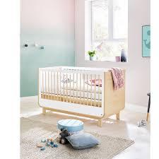 pinolino babybett natur flachpressplatte 145x90x75 cm bxhxt