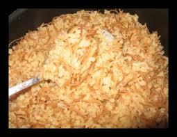 cuisiner le boulgour boulgour pilaf aux vermicelles recette arménienne