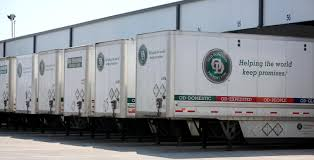100 Wolfpack Trucking Old Dominion Opens New Kings Mountain Facility