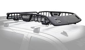 Cargo Carriers & Roof Racks - H&H Home And Truck Accessory Center ... Vantech H2 Ford Econoline Alinum Roof Rack System Discount Ramps Fj Cruiser Baja 072014 Smittybilt Defender For 8401 Jeep Cherokee Xj With Rain Warrior Products Bodyarmor4x4com Off Road Vehicle Accsories Bumpers Truck White Birthday Cake Ideas Q Smart Vehicle Sportrack Cargo Basket Yakima Towers Racks Enchanting Design My 4x4 Need A Roof Rack So I Built One Album On Imgur Capvating Rier Go Car For Kayaks Ram 1500 Quad Cab Thule Aeroblade Crossbars