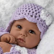 18 African American Ethnic Lifelike Reborn Baby Doll For Sale