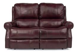 miles power reclining loveseat flexsteel frontroom furnishings