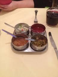 dips cuisine dips picture of raja s bengal cuisine holyhead tripadvisor
