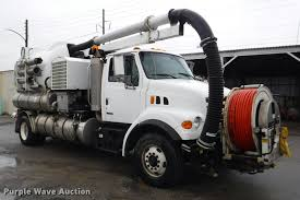 100 Vactor Trucks For Sale 2004 Sterling L7500 Vacuum Truck Item DA8189 SOLD Decem